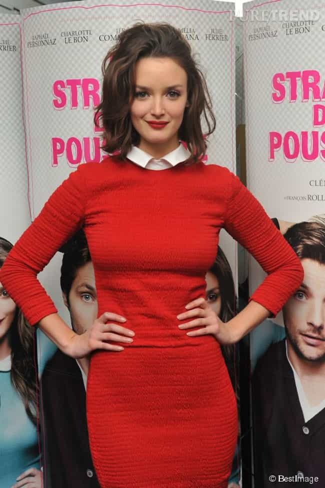 Charlotte Le Bon in Red Long s... is listed (or ranked) 3 on the list The Hottest Charlotte Le Bon Photos