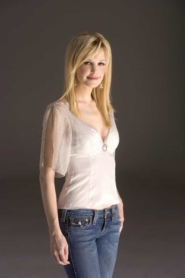 Kathryn Morris in White Tpp an... is listed (or ranked) 4 on the list The Hottest Kathryn Morris Photos