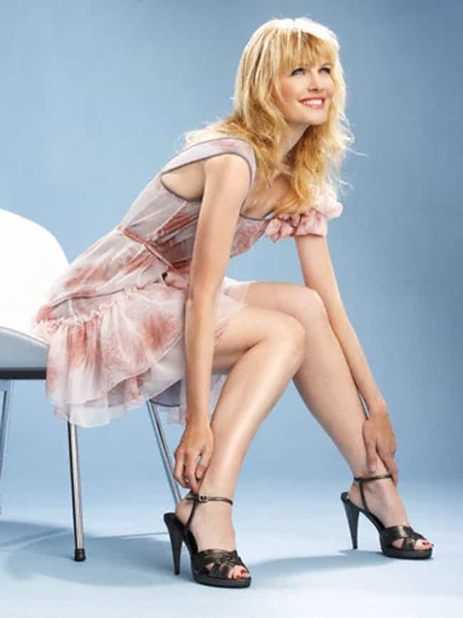 Kathryn morris ever been topless