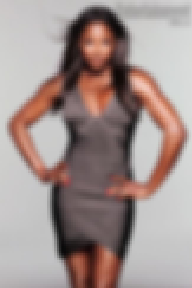 Rutina Wesley in Gray Bodycon ... is listed (or ranked) 2 on the list The Hottest Rutina Wesley Photos