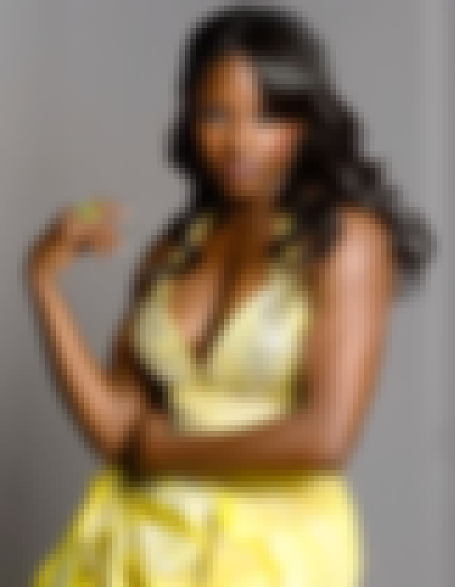 Rutina Wesley in Yellow Dress is listed (or ranked) 4 on the list The Hottest Rutina Wesley Photos