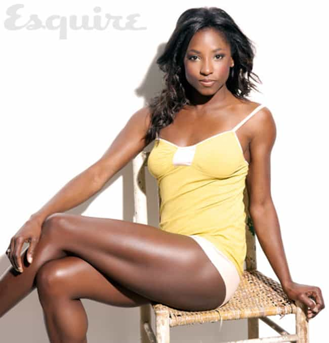 Rutina Wesley in Yellow Spaghe... is listed (or ranked) 3 on the list The Hottest Rutina Wesley Photos