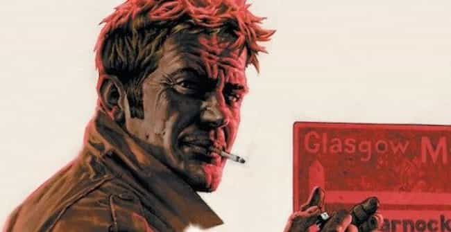 John Constantine Isn't a C... is listed (or ranked) 1 on the list 15 Ways Constantine Is Different From the Comics