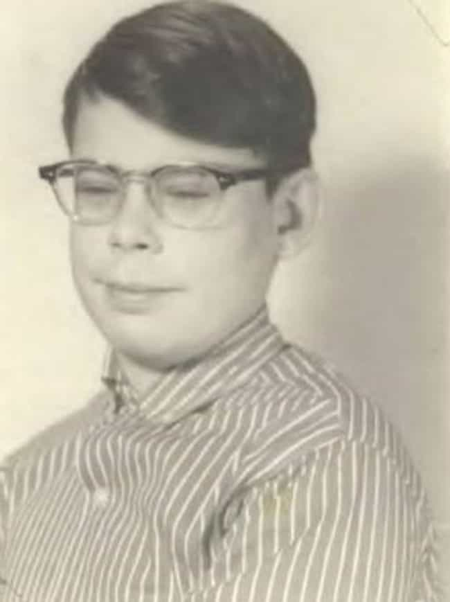 Young Stephen King in Striped ... is listed (or ranked) 2 on the list 18 Pictures of Young Stephen King