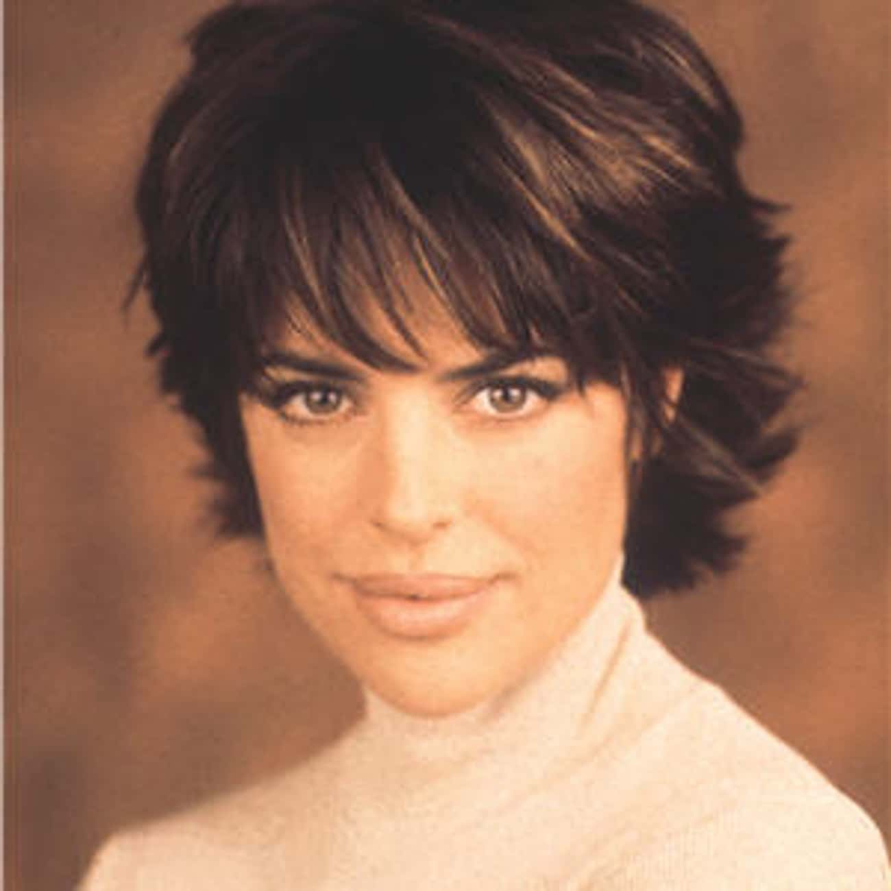 Young Lisa Rinna in White Turt is listed (or ranked) 3 on the list 11 Pictures of Young Lisa Rinna