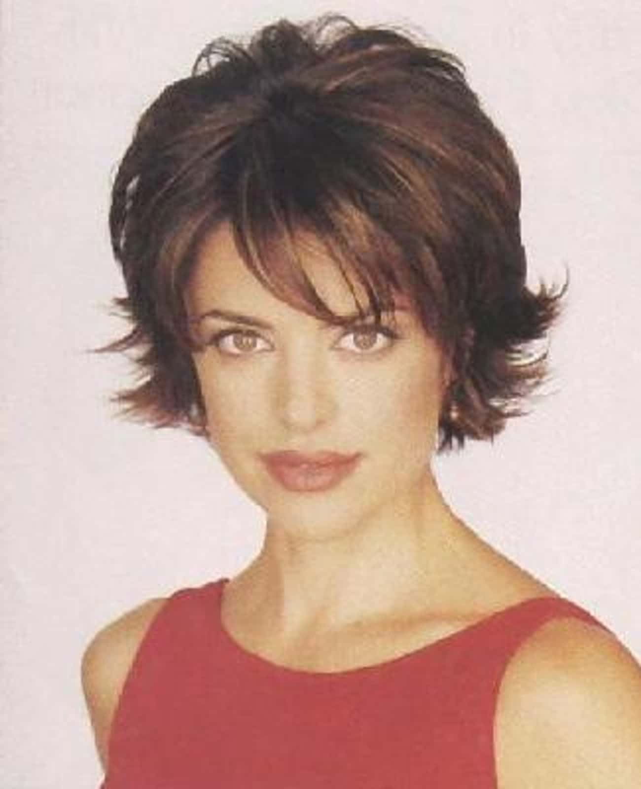 Young Lisa Rinna in Red Tank T is listed (or ranked) 4 on the list 11 Pictures of Young Lisa Rinna