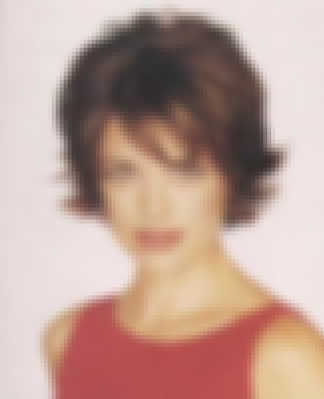 Young Lisa Rinna in Red Tank T... is listed (or ranked) 4 on the list 11 Pictures of Young Lisa Rinna