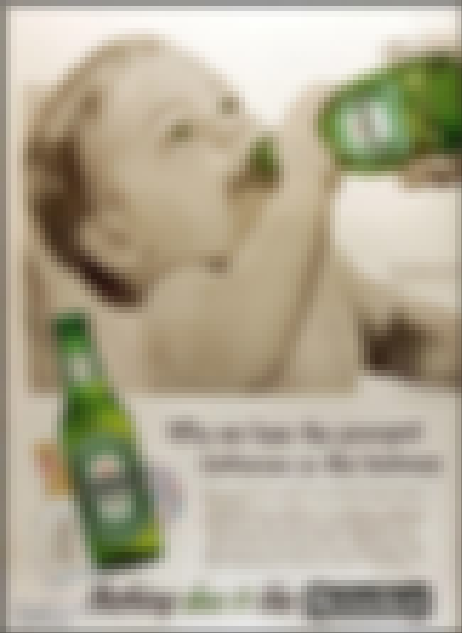 Who Needs Formula When There&#... is listed (or ranked) 4 on the list 33 Truly Weird Vintage Alcohol Ads