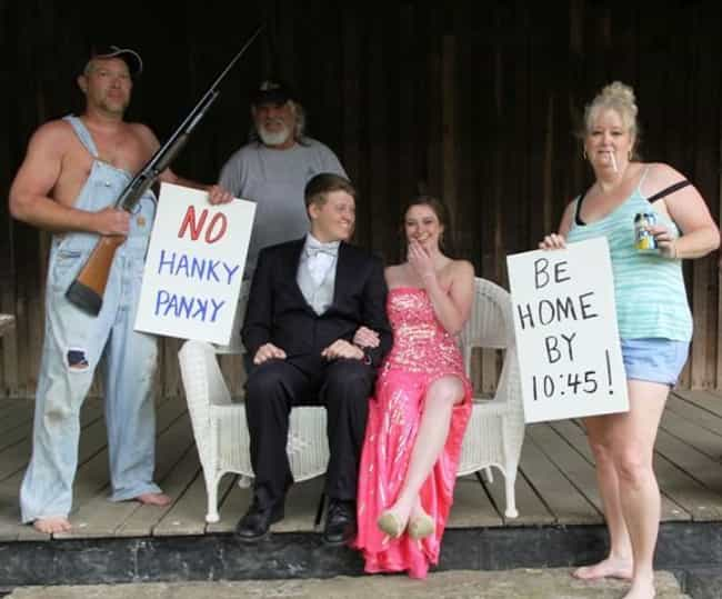 The Overbearing Family Portrai... is listed (or ranked) 1 on the list The Trashiest Formal Photos Ever Taken