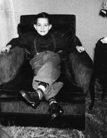 Young Martin Scorsese as a Kid