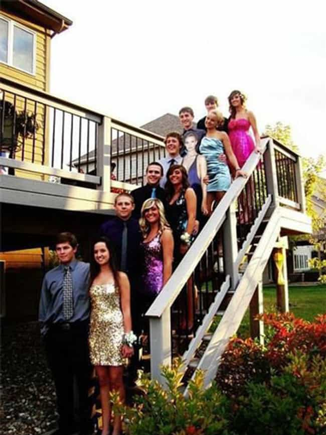 Which of These Ladies Is Not L... is listed (or ranked) 1 on the list People Who Brought Inanimate Objects as Their Prom Dates