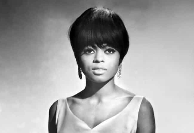 Young Diana Ross in Whit... is listed (or ranked) 3 on the list 20 Pictures of Young Diana Ross