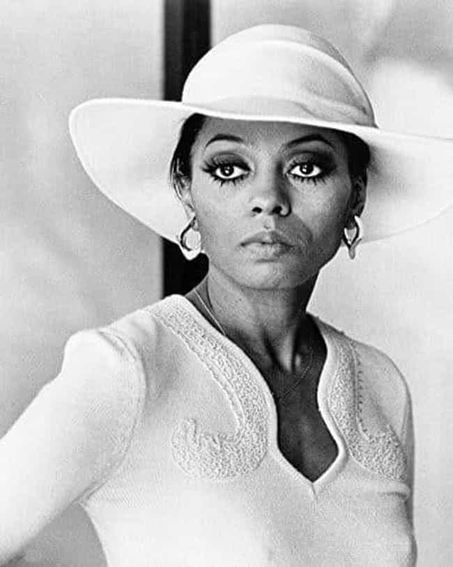 Young Diana Ross in Whit... is listed (or ranked) 4 on the list 20 Pictures of Young Diana Ross