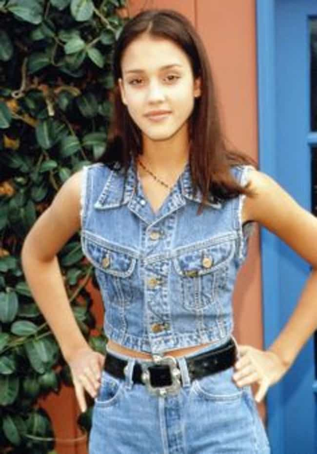 Young Jessica Alba in Sl... is listed (or ranked) 5 on the list 18 Pictures of Young Jessica Alba