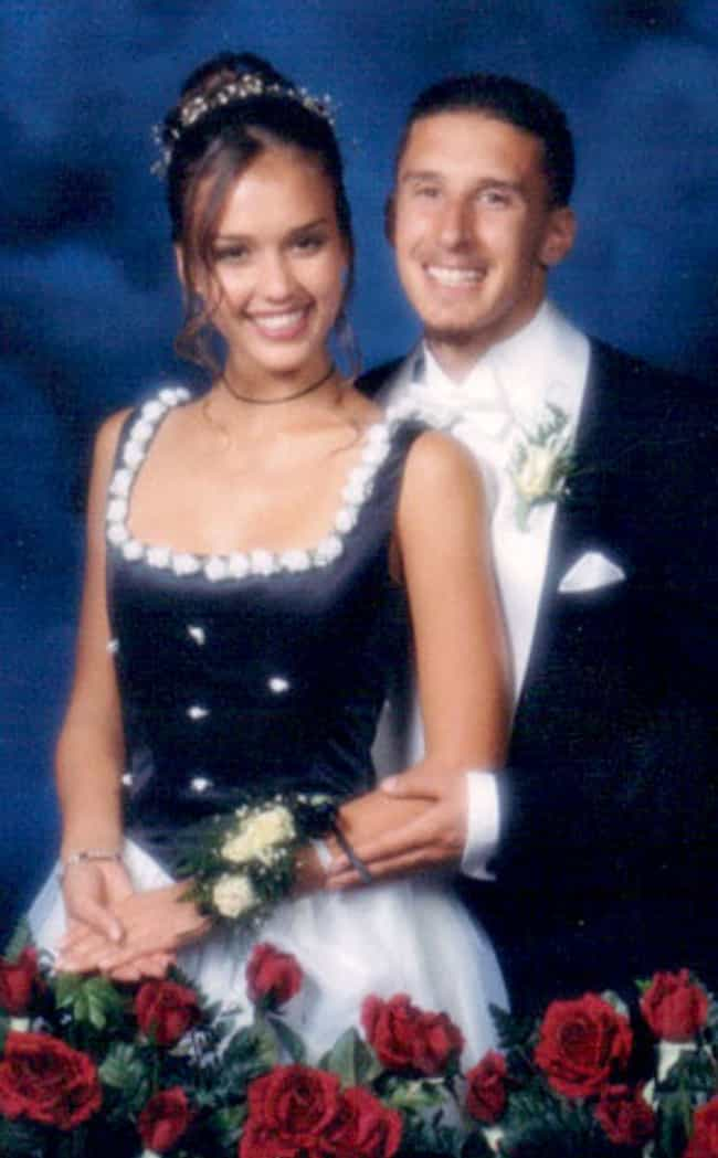 Young Jessica Alba at High Sch... is listed (or ranked) 3 on the list 18 Pictures of Young Jessica Alba