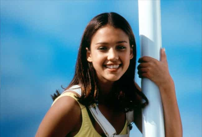 Young Jessica Alba in Ye... is listed (or ranked) 6 on the list 18 Pictures of Young Jessica Alba