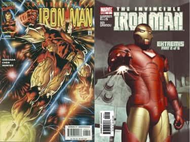 Before: Iron Man