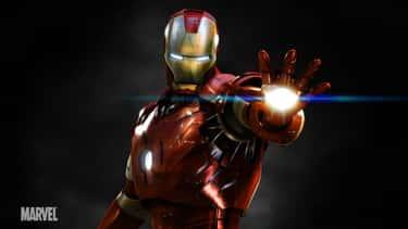 After: Iron Man