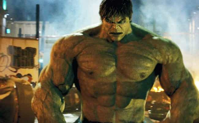 After: Hulk is listed (or ranked) 4 on the list 8 Superheroes That Were Better in Movies Than Comics
