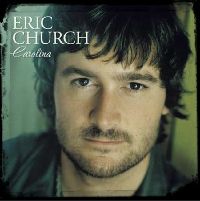 Carolina is listed (or ranked) 3 on the list List of The Best Eric Church Albums