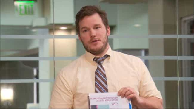 Allergic to Sushi is listed (or ranked) 1 on the list The Best Parks and Recreation Quotes of All Time
