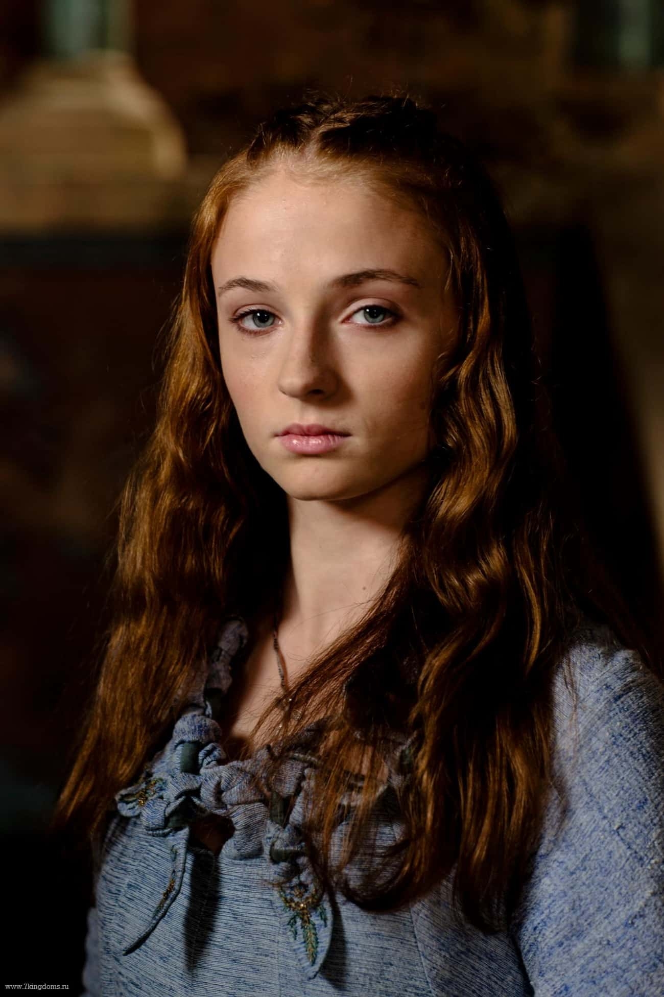 Sansa is listed (or ranked) 4 on the list 22 Names from Game of Thrones That Are Gaining in Popularity