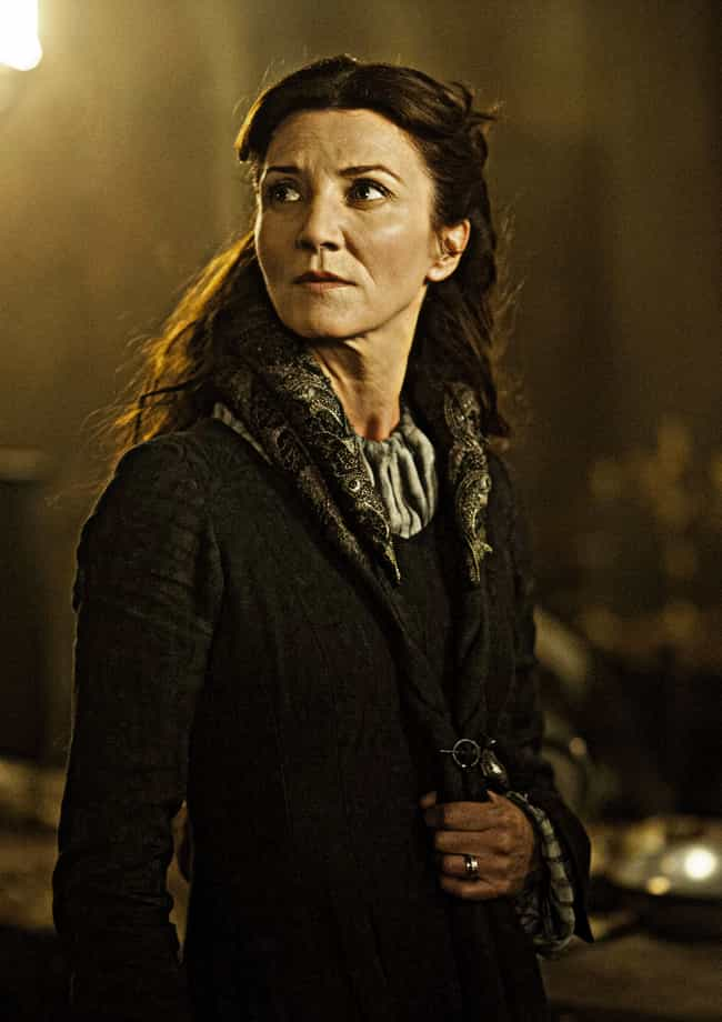 Catelyn is listed (or ranked) 2 on the list 22 Names from Game of Thrones That Are Gaining in Popularity