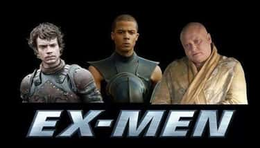 Did You Hear About the Game of Thrones Superheroes?