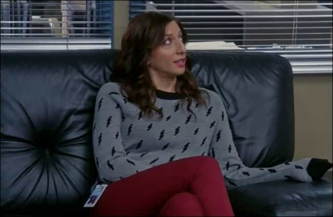 Be Like Paris is listed (or ranked) 7 on the list The Best 'Brooklyn Nine Nine' Quotes