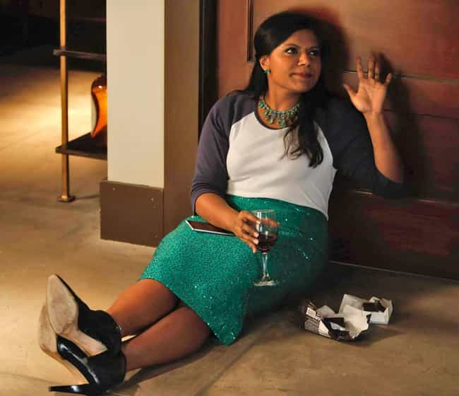 Never Is a Promise is listed (or ranked) 3 on the list The Best Mindy Project Quotes
