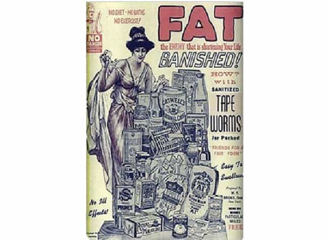 Well, That's One Way to ... is listed (or ranked) 4 on the list Vintage Health Ads That Actually Give Horrible Advice