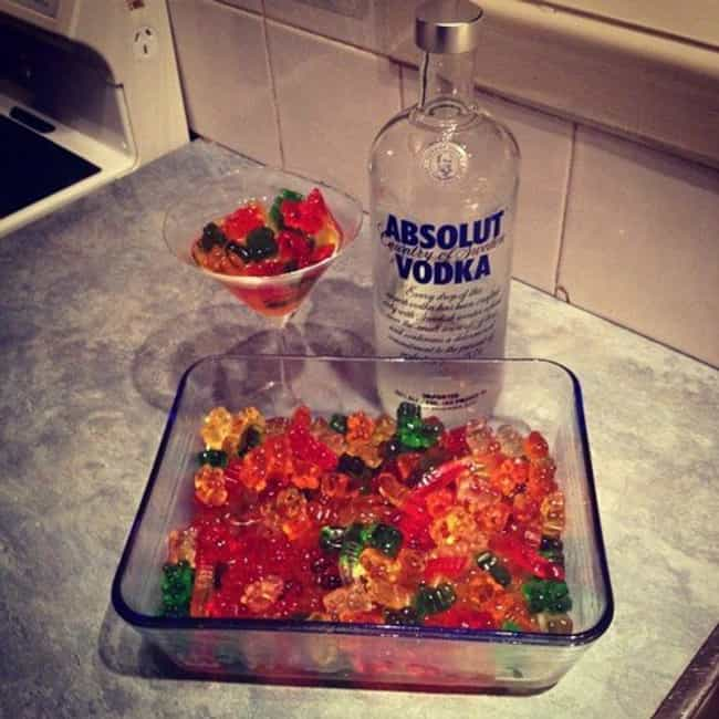 Alcohol Infused Candy is listed (or ranked) 1 on the list 25+ Genius Ways to Sneak Alcohol Into an Event