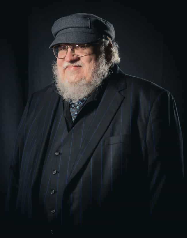 George R. R. Martin Flip... is listed (or ranked) 4 on the list The Funniest Game of Thrones References in Pop Culture