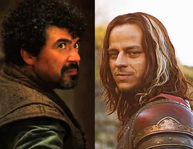 Syrio Forel Is Actually Jaqen ... is listed (or ranked) 6 on the list Crazy Game of Thrones Fan Theories That Might Be True