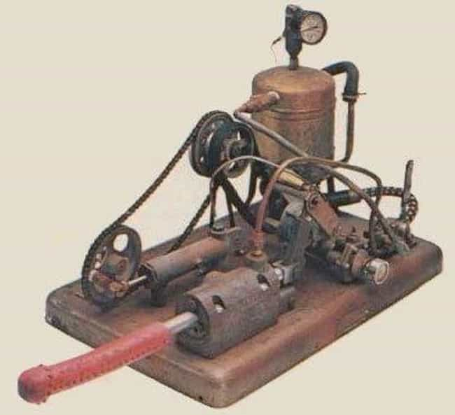 Steam-Powered Manual Manipulat... is listed (or ranked) 2 on the list Sex Devices from Across the Ages
