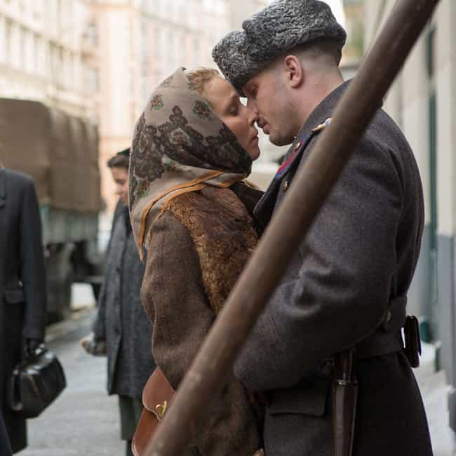 Remember When We First Met is listed (or ranked) 1 on the list Child 44 Movie Quotes