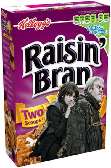 What's Hodor's Favorite Cereal?