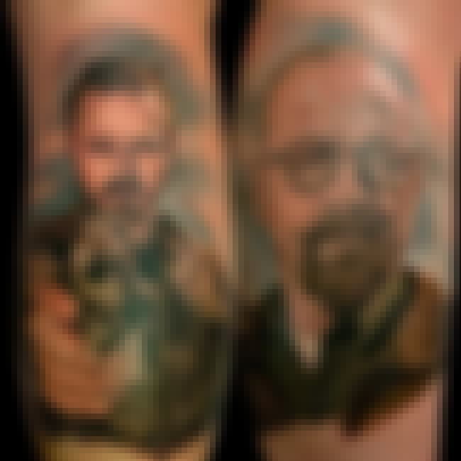 Pick Your Poison - Jesse or Wa... is listed (or ranked) 4 on the list The Best-Ever Breaking Bad Tattoos, Ranked