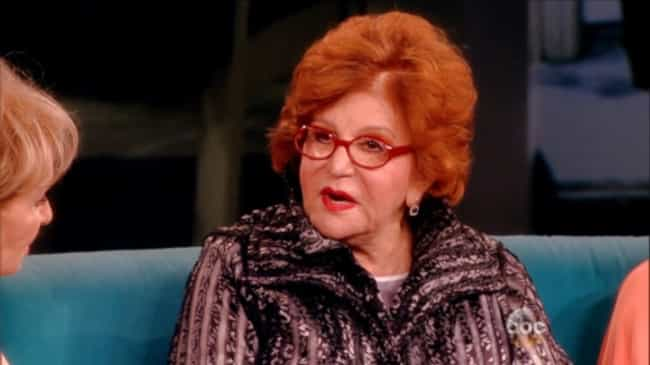 Sally Jessy Raphael (Now) is listed (or ranked) 4 on the list '90s Talk Show Hosts: Then and Now