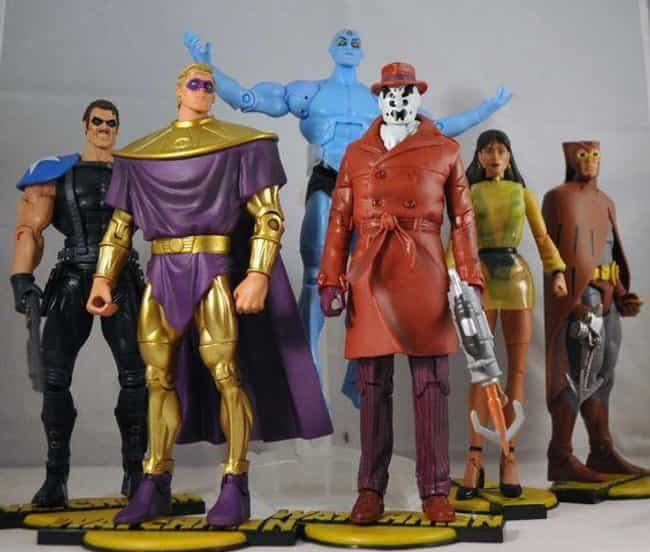DC Universe Classics is listed (or ranked) 2 on the list The Best Superhero Toy Lines