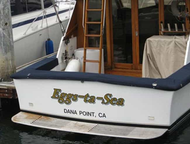 Funny Boat Names That'll Get a Hull of a Lot of Laughs
