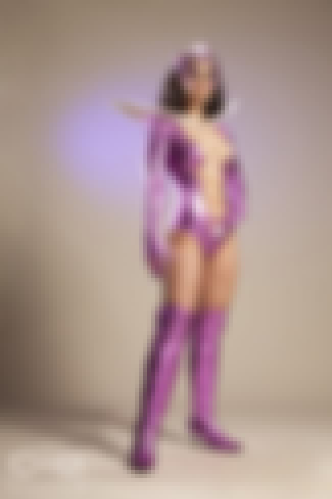 Star Sapphire Is Pretty in Pin... is listed (or ranked) 3 on the list The Hottest DC Cosplays