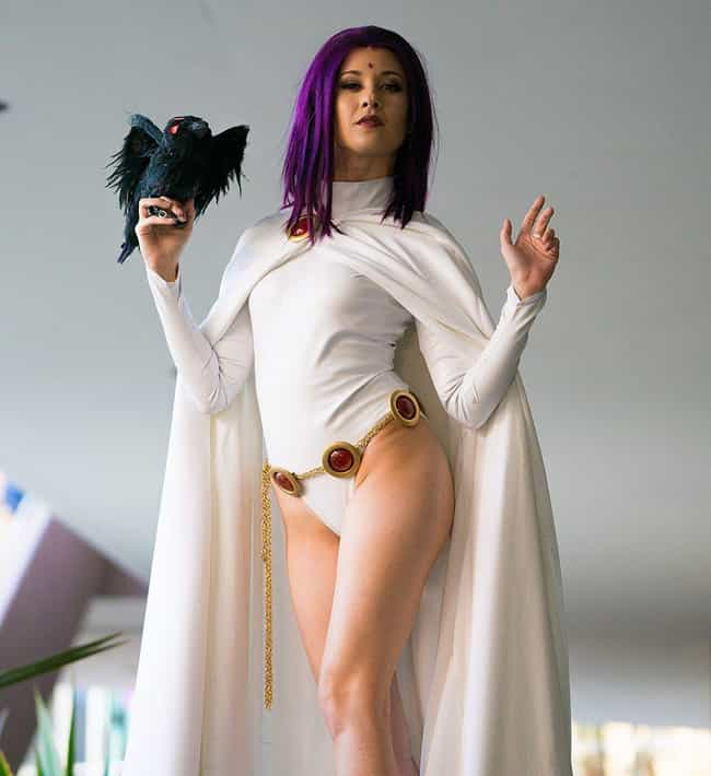 That's So Raven is listed (or ranked) 1 on the list The Hottest DC Cosplays