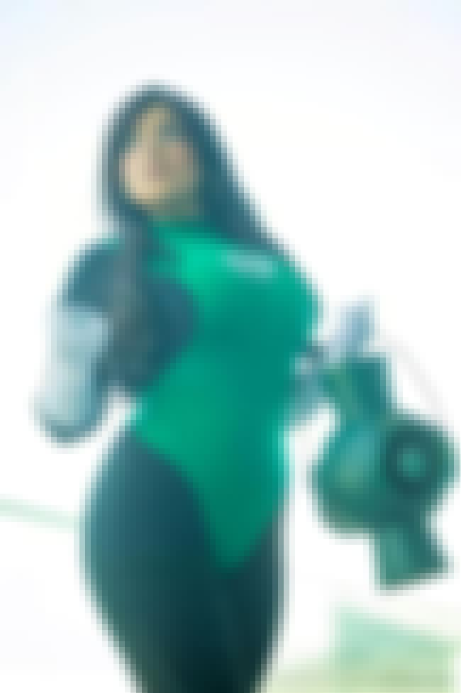 Green Lantern Will Make You Gr... is listed (or ranked) 4 on the list The Hottest DC Cosplays