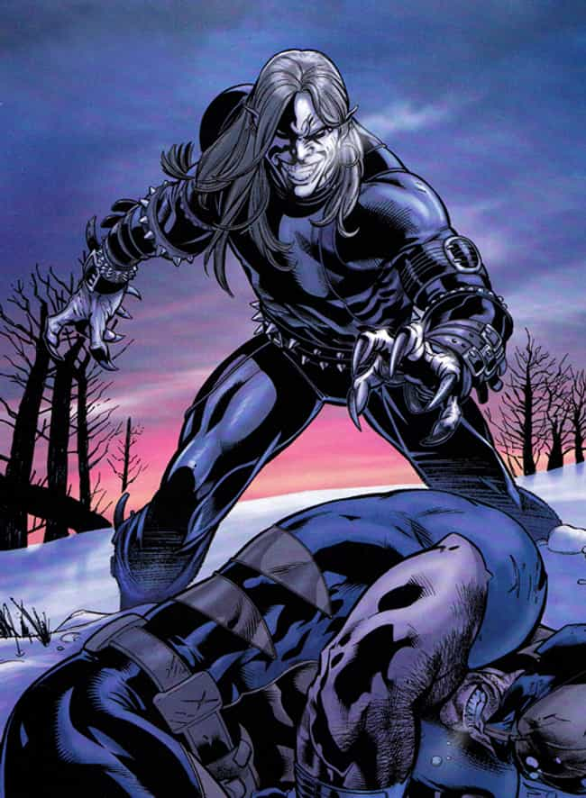 Wild Child is listed (or ranked) 4 on the list The Most Redundant X-Men Characters, Ranked