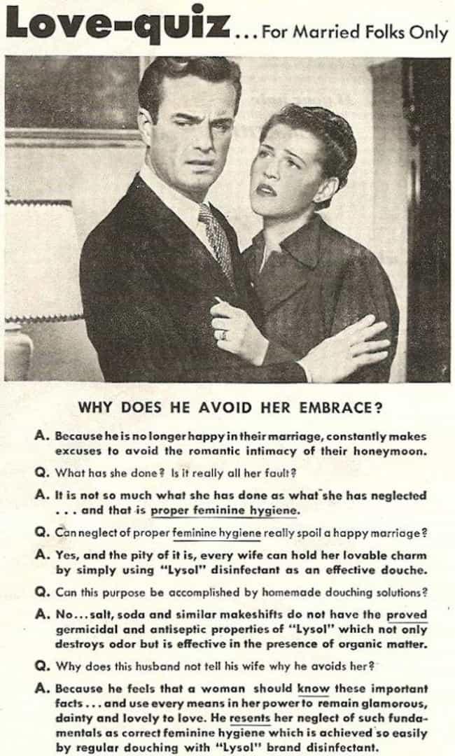 Dating advice quiz