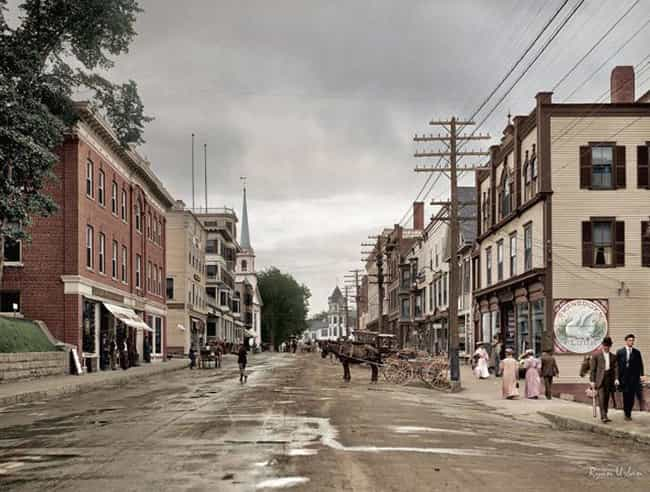 Littleton, New Hampshire, 1908