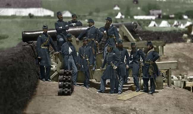 Union Artillery Division During the Civil War