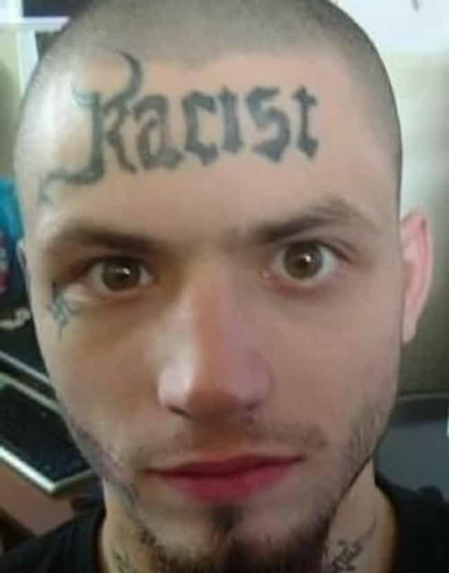 The Most Regrettable Face Tattoos Ever