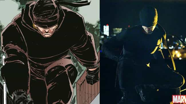 A Nod to Frank Miller's &#... is listed (or ranked) 2 on the list The Best Marvel Easter Eggs in Netflix's Daredevil